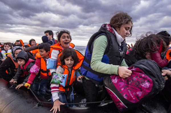 A-New-Wave-of-Syrian-Refugees-May-Head-to-Europe-as-Attacks-on-Idlib-Escalate