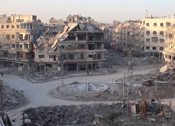 Demolitions-in-Harasta-strip-displaced-Syrians-of-property