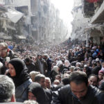 Death of Yarmouk: Heart of Palestinian Presence in Syria Falls Victim to Assad's Policy of Demographic Change