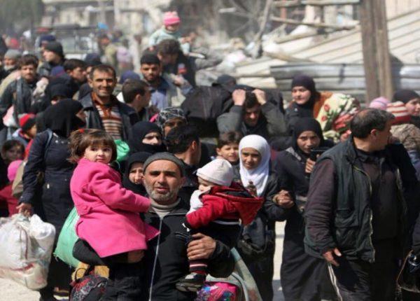 Duma displaced people