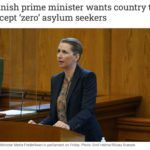 Politics which led to Denmark's inhumane policy on Syrians