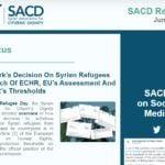 SACD Newsletter: SACD Review, June 2021