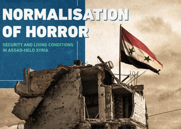 Normalisation of Horror - SRDC