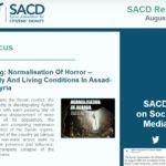 SACD Newsletter: SACD Review, August 2021