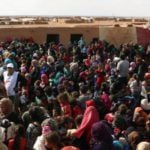 UN and SARC must stop participating in forced return of displaced Syrians from Rukban
