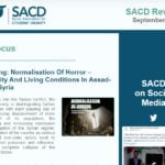 SACD Newsletter: SACD Review, September 2021